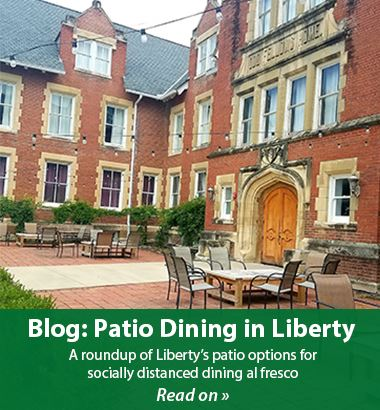 Patio Dining Blog Graphic
