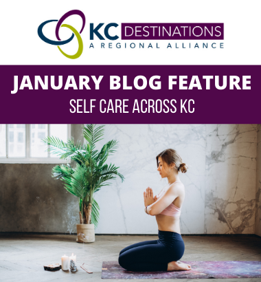 January Blog Feature - Self Care Across KC - Woman Doing Yoga